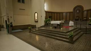 Live: Mass at the Cathedral