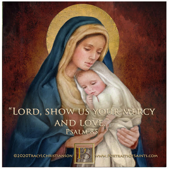 We pray during Advent that we may open our hearts in love and hope as we await...