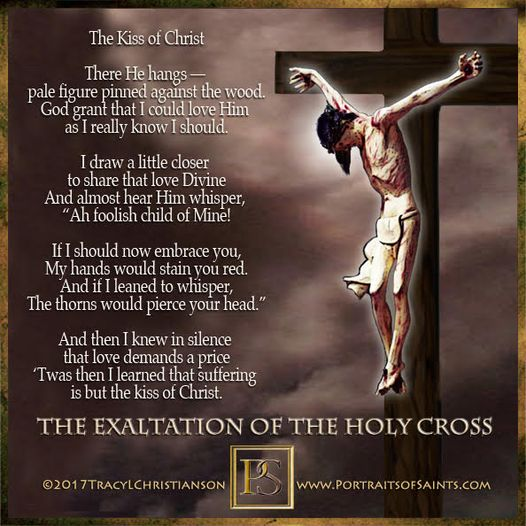 Exaltation of the Holy Cross   The Emperor Heraclius recovered the cross in 614 ...